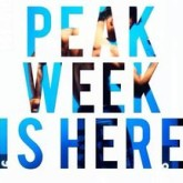 peak week – day 1