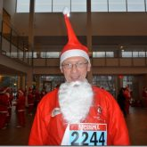 2012 Santa 5K Run, Burlington, ON – race recap
