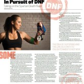 in pursuit of DNF
