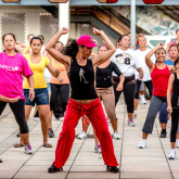 3 Things I Learned About Zumba