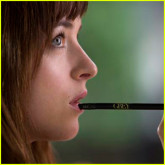 pencils, popsicles, and… cheese? Fifty Shades of Grey Review