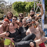 My First (And Last?) Beer Mile And How I Carried A Grown Man On My Back