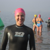 Does A Costume Give You Superpowers? My First Olympic Triathlon Race Recap
