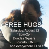free hugs campaign (will you join me?)
