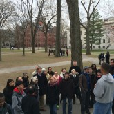 Breathe In The Snobbery, Or First Timer's Guide To Visiting Harvard – Travel Notes