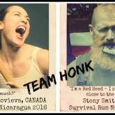 Team HONK and Fuego y Agua Survival Run training – Selection style