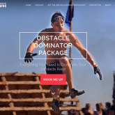 yours truly on Obstacle Dominator podcast