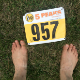 Run A Race Barefoot (OPERATION BUCKET LIST)