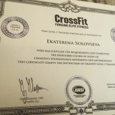 CrossFit Level 1 Certification – the good, the bad and the ugly