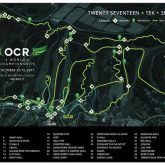 OCRWC 2017 – Short Course, and Long Course – Maps, Distance, Elevation